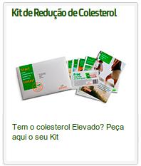 Kit de Redução Colesterol Becel