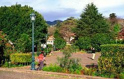 Vila da Camacha na Madeira. Terra de Nelson Camacho