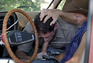 felação no carro do pedro