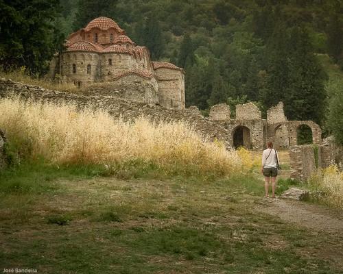 Mistras, Lacónia, Grécia