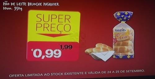 Super Preço Pão de Leite