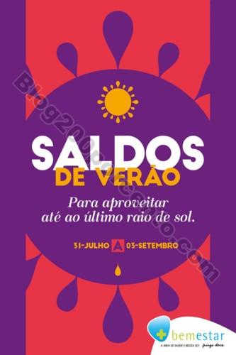Antevisão Folheto PINGO DOCE - BEM ESTAR Saldos d