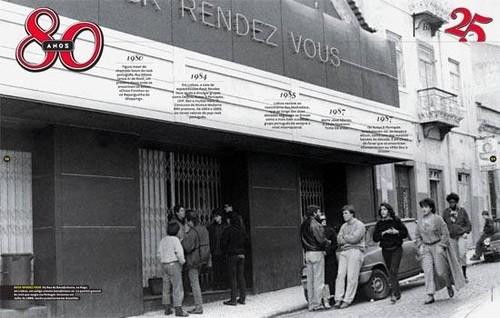 anos 80 lgbt lisboa documentário Manel Mira  Rodr