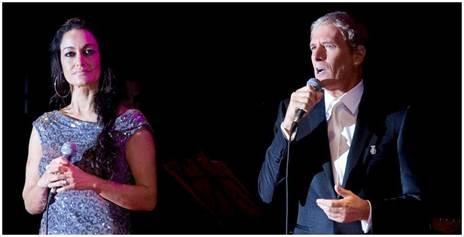 RITA GUERRA e MICHAEL BOLTON em dueto no novo disco