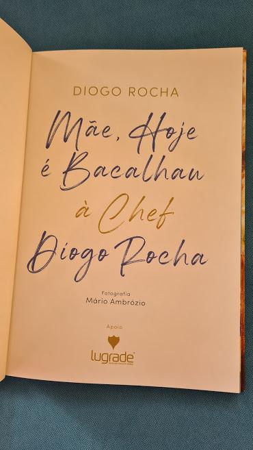 Chef Diogo Rocha