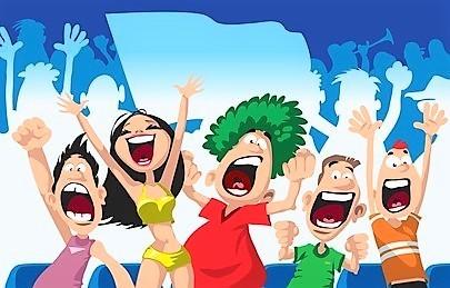 cartoon-sport-fans-vector-illustration-260nw-43846
