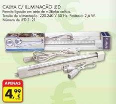 Destaque   PINGO DOCE   Iluminação LED