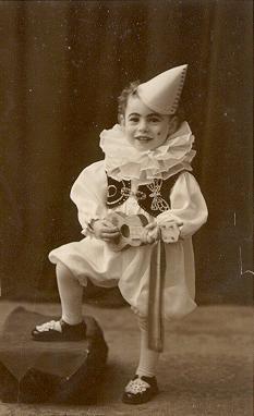 Nelson Camacho mascarado em 1938