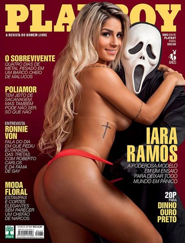 Iara Ramos capa