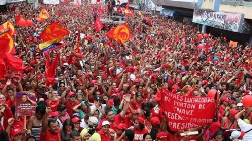 venezuela 2015