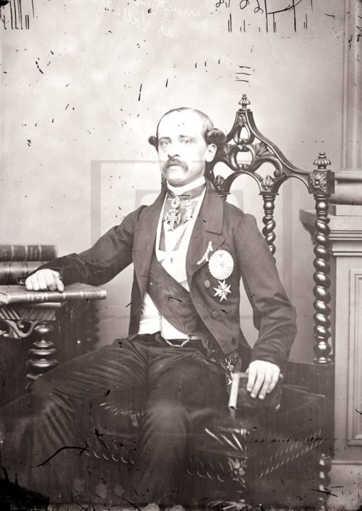 2° Marquês de Valada.D.José de Meneses Silveira