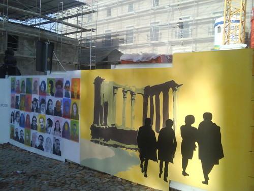 Acropole XXI - évoraé arte
