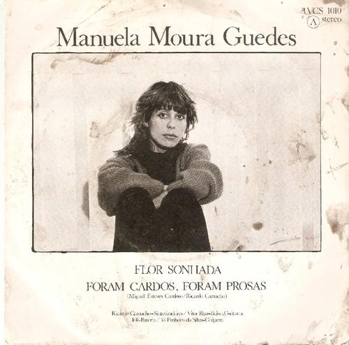Foram Cardos, Foram Prosas ~ Manuela Moura Guedes.