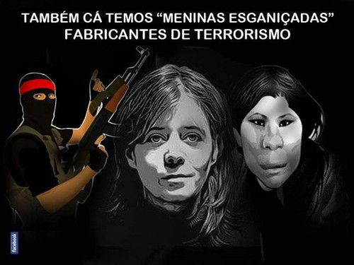 terrorismo contra Catarina Martisn e Mariana Morta