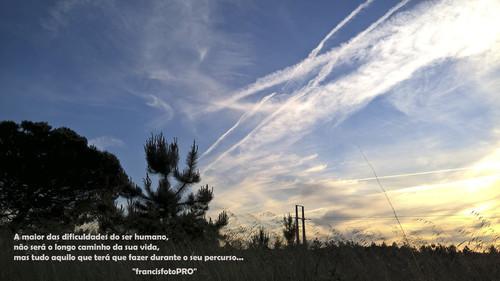 Ao Pôr-do-Sol sobre Fernão Ferro 6...francisfoto