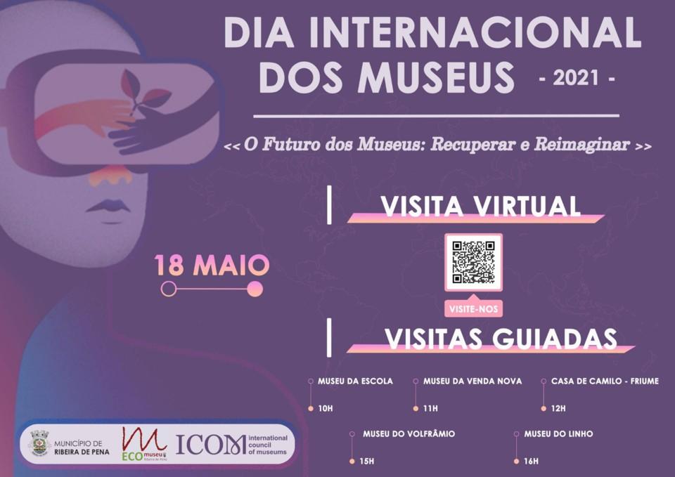 Dia Internacional dos Museus.