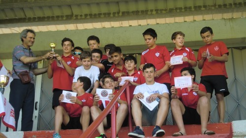 Torneio Iniciados 4º CA San Pedro