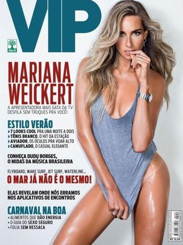 Mariana Weickert capa 2