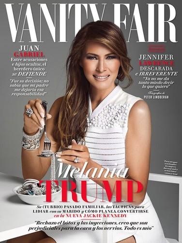 Melania Trump. Vanity Fair, Mexico.jpg