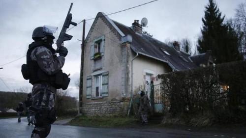 França atentado a jornal Charlie Hebdo 7Jan2015 e