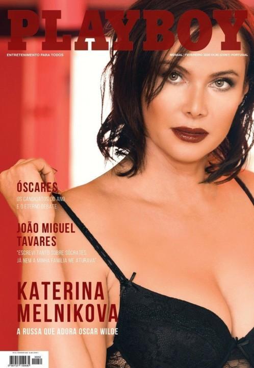 Katerina Melnikova capa.jpg