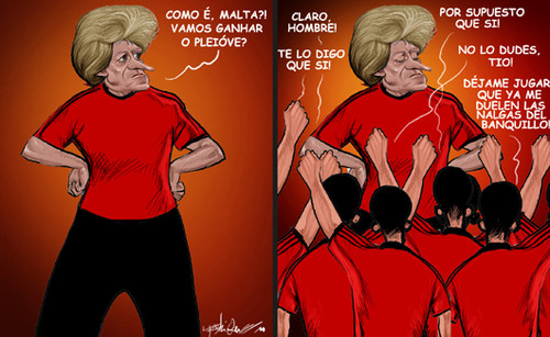 Benfica no Play-Off