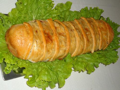 Rolo Vegetariano