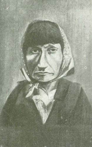 A Maria do Gato Negro (Retrato a óleo Eduardo Mac