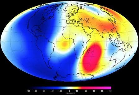 Magnetic-mapping-of-Earth-by-the-ESA-Swarm-Satelli