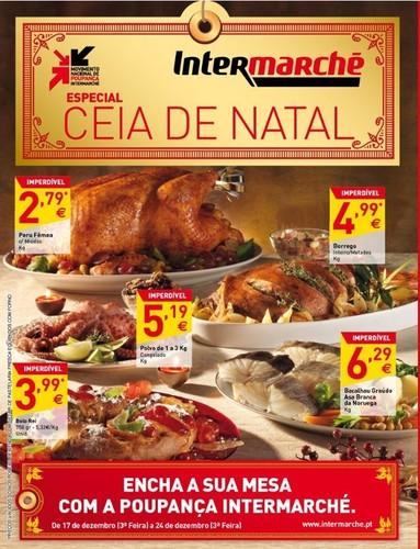 Antevisão folheto | INTERMARCHÉ | Lojas Contact de 17 a 24 dezembro