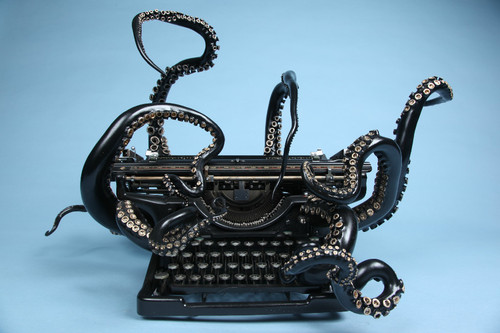 Octopus Typewriter by Courtney Brown.jpg