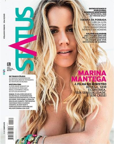 Marina Mantega capa