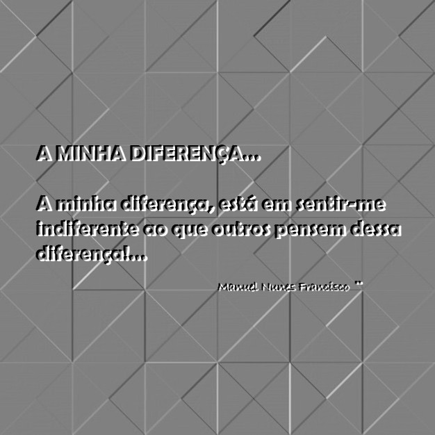 A minha diferença....jpg