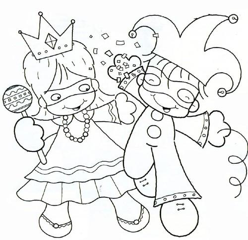 Carnaval atividades e desenhos Espaco Educar (21).