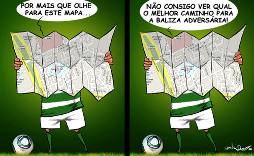 Sporting perdido