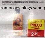 Acumulação Super-Preço + Vale | CONTINENTE | Herbal