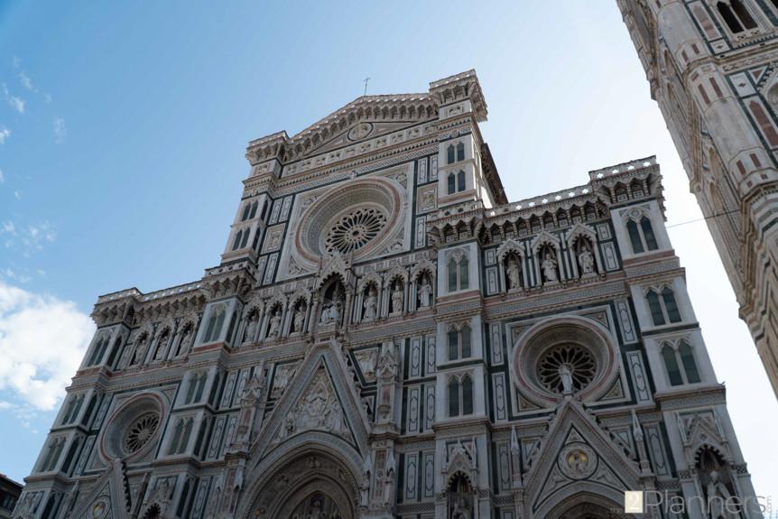 The 2 Planners - Florence Duomo - Santa Maria del Fiore - Duomo di Firenze