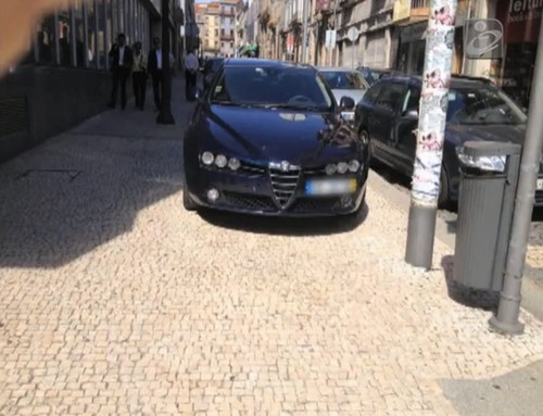 Alfa Romeo José Pedo Aguiar-Branco ministro da De