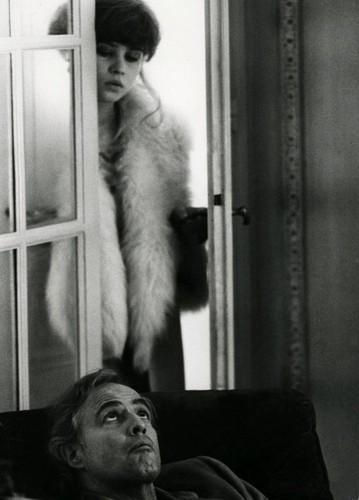 Marlon Brando, Maria Schneider in Last Tango in Pa
