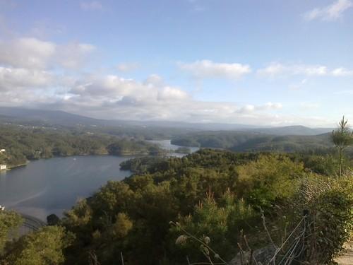 Serra da lousâ barragem do Cabril