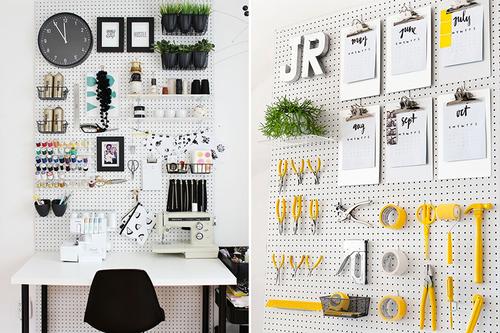 como-usar-o-pegboard-na-decoração-e-organizaçã