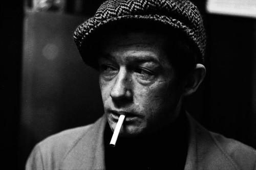 John Hurt photographed by the Observer's Jane Bo