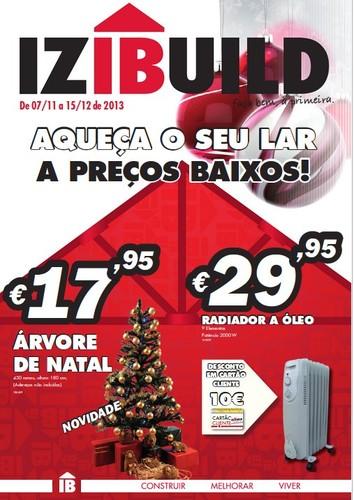 Novo Folheto | IZIBUILD | de 7 novembro a 15 dezembro