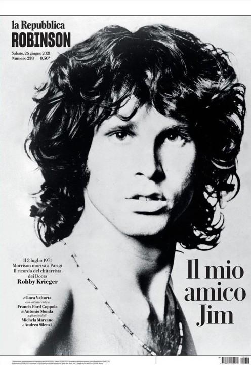 A capa da Robinson La Repubblica.jpg