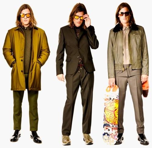 Nova Colecção Marc Jacobs Outono 2012