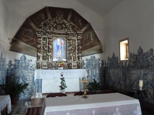 Capela da Senhora da Alegria capela-mor.JPG