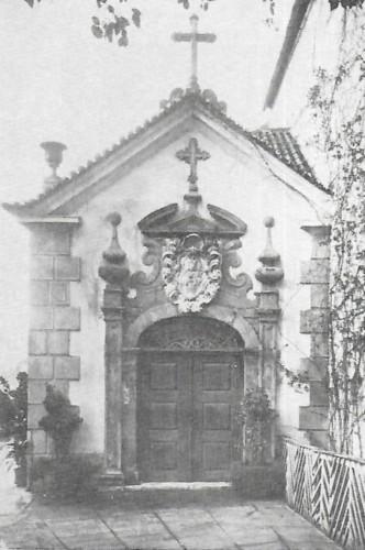 Colégio de S. António da Estrela portal aplicado