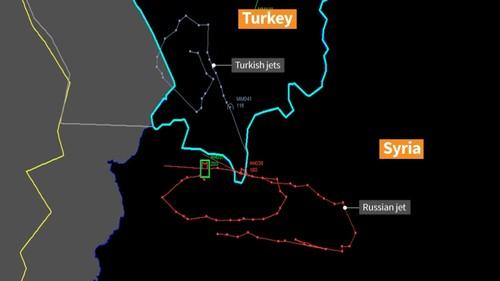 Turquia abate avião Russo 24Nov2015 aa.jpg