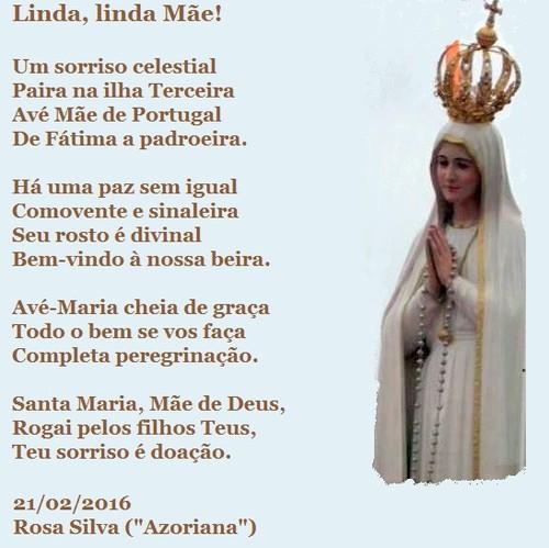 Linda, linda Mãe (peregrina)