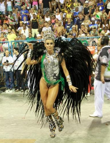 Thaila Ayala (Carnaval Rio 2016)